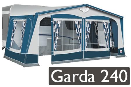 garda 240 awning in blue index