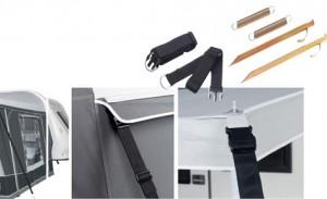 Storm strap kit