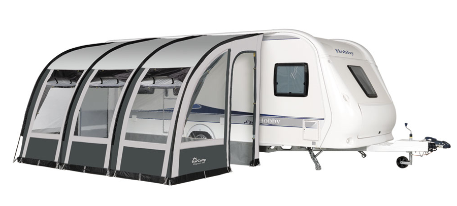 Lightweight Inflatable Awnings