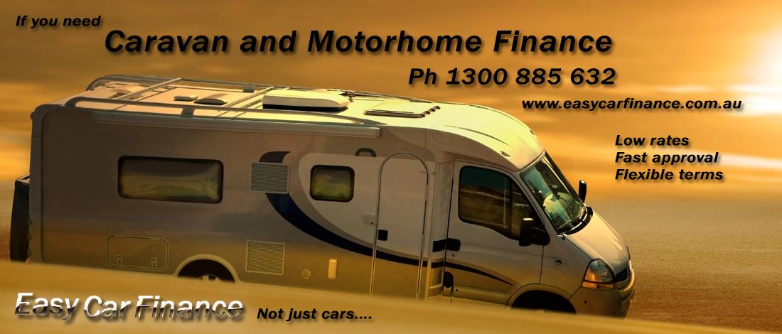 Caravan finance add